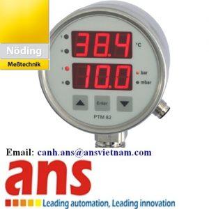 Đồng hồ áp suất Noeding PM82