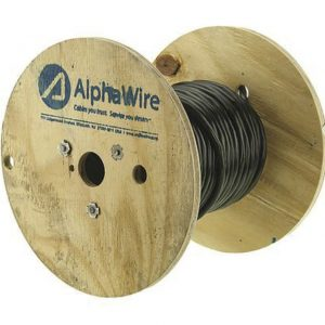 Cable alphawire