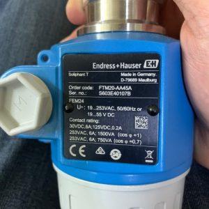 Công tắc đo mức E+H